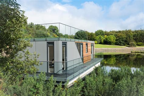 houseboats to live in stunning prefab houseboats allow you to live on the water