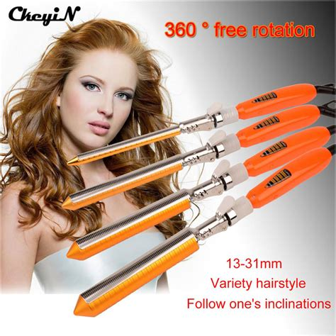 curly hairstyles tools professional 9 31mm curly hair stick styling tools hair