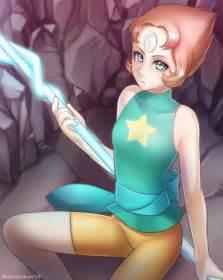 Duvet Boa Pearl From Steven Universe