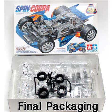 Tamiya Spin Cobra Merk Gokey 1 32 mini 4wd mechanical spin cobra model kit tamiya tracking number included ebay