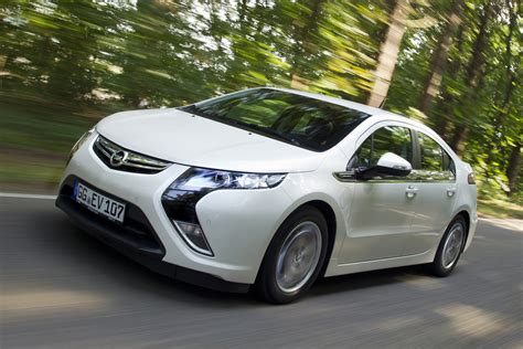 Opel Volt by Opel Era Rumored To Disappear After Chevy Volt Redesign