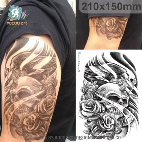 compare prices on vintage cross tattoos online shopping compare prices on big skull tattoos online shopping buy