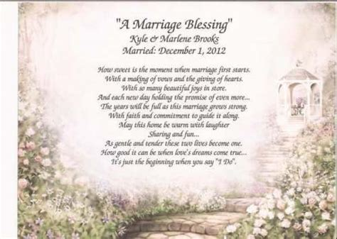 Christian wedding Poems