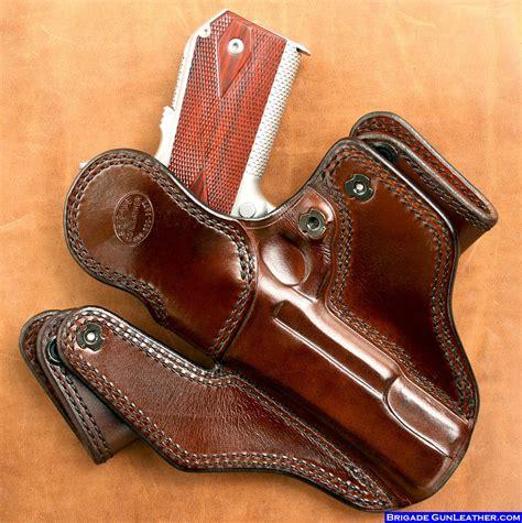 Handmade Gun Holsters - brigade holsters m 11 ultimate iwb holster