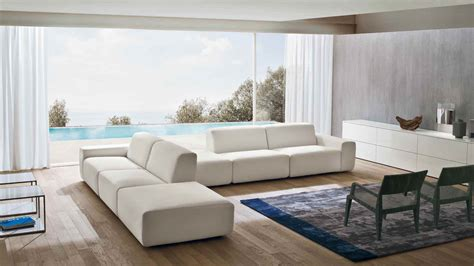 modular sofas contemporary leather sofa design captivating white leather modular