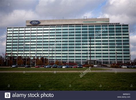 ford headquarters ford corporate headquarters pictures to pin on pinterest