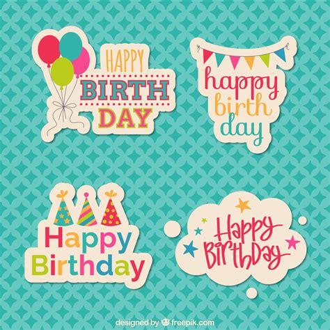 clipart auguri compleanno 4 happy birthday buon compleanno vettoriali gratis it
