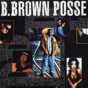 B Brown Posse | various artists bobby brown b brown posse amazon com
