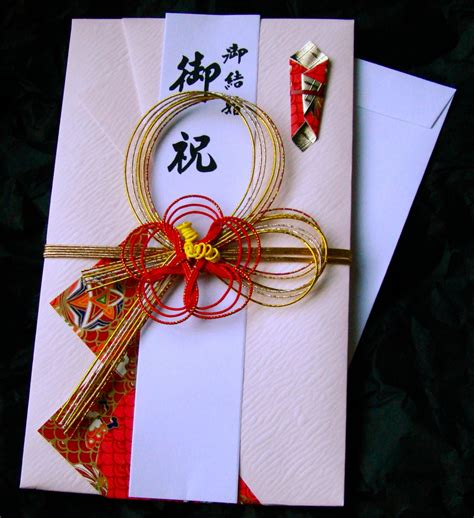 Wedding Gift For Japanese by Traditional Japanese Gift Envelope By Fivepluszero