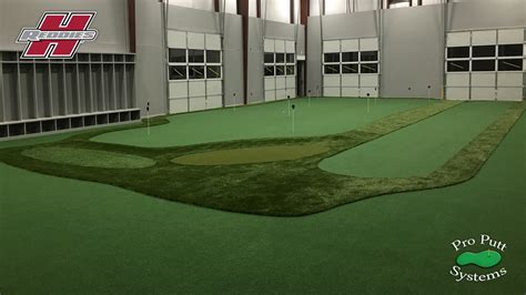 30 X 30 Sq Ft Home Design indoor college golf facility featured install