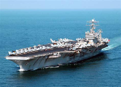 nave portaerei grandi navi americane barzelletta