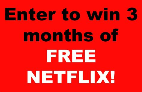 Tv Show Sweepstakes - stream your favorite tv shows netflix giveaway