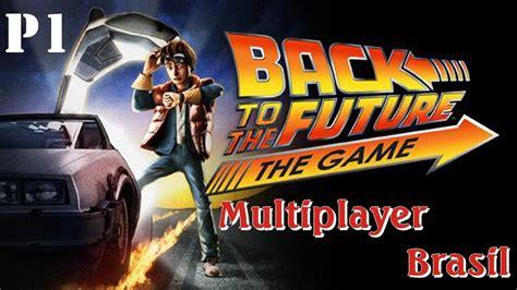 Back to the Future The game - EP1 P1 - De volta para o