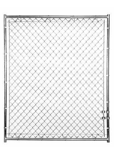 chain link kennel panels 6 x 5 chain link kennel panel at menards 174