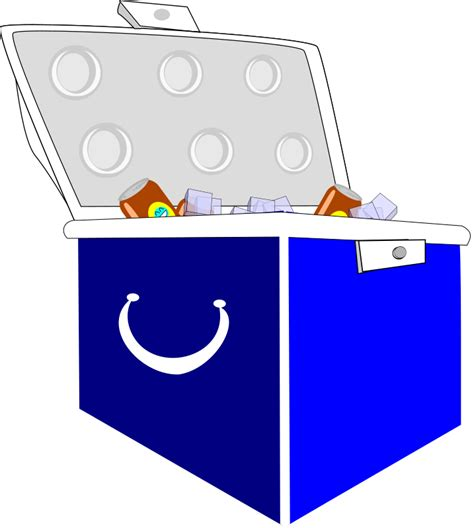 Cooler Boxbox Minuman Sosro clipart cooler
