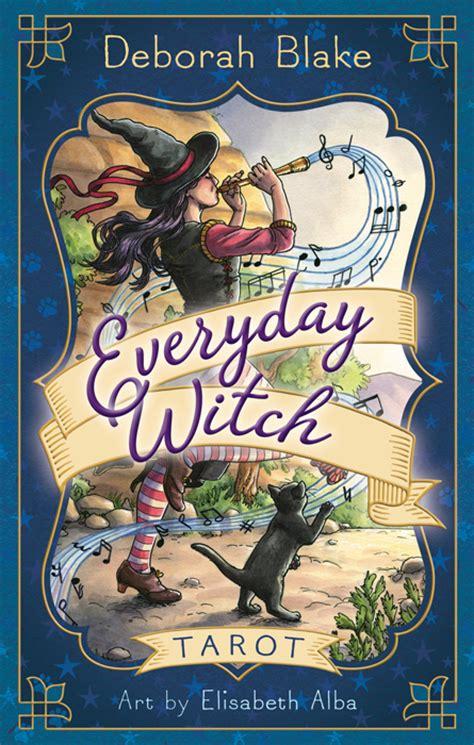 everyday witch tarot everyday witch tarot kit book design elisabeth alba