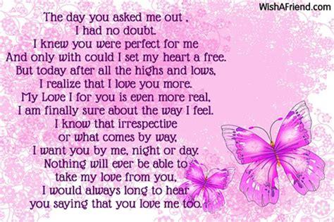 boyfriend poems poems for boyfriend