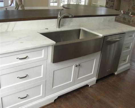 brookwood cabinets farm sink home improvement