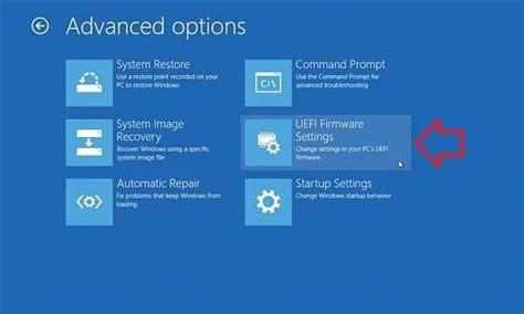 reset bios windows 8 1 how to access uefi bios setting in windows 8 1 and 8