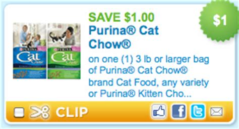 printable cat food coupons purina purina pet care 10 new coupons moms need to know