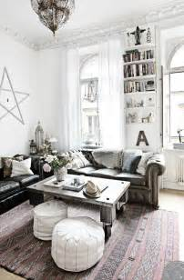 Sheepskin Rug Large 10 Ways To Give Your Living Room A Bohemian Vibe Decoholic