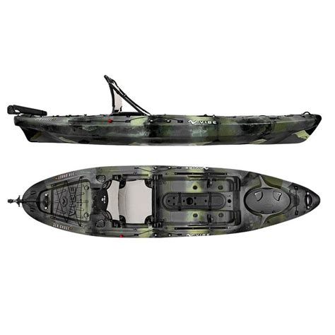 small boat packages vibe sea ghost 110 kayak angler package small boat