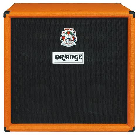 Orange Bass Cabinet by Orange Ocb410 4x10 Bass Cabinet Altomusic