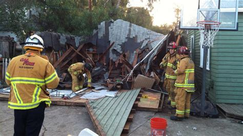 Craigslist Slo Garage Sales by Cal Poly Students Injured In Roof Collapse At