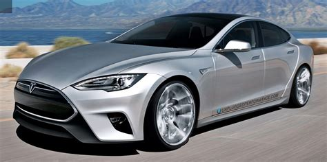 Tesla Unplugged Tesla Model S Gets Unplugged Performance Mods