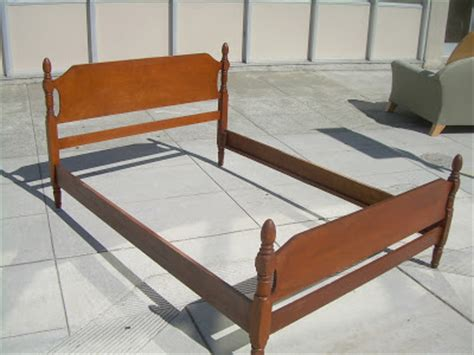 Maple Bed Frame Uhuru Furniture Collectibles Sold Maple Bed Frame 35