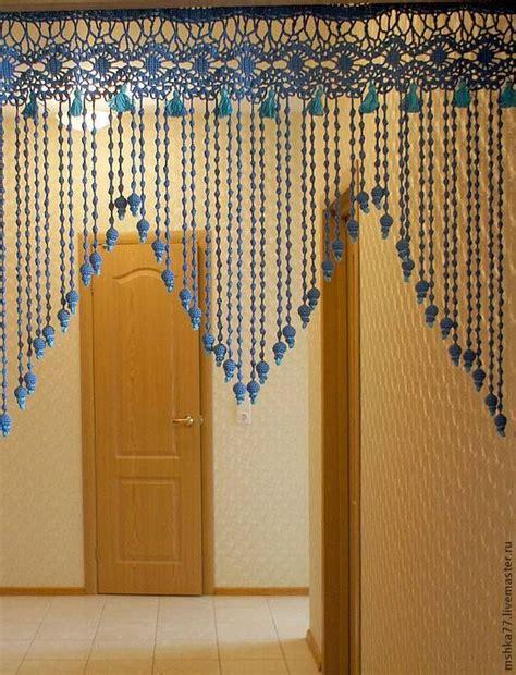 cortinas tejidas cortinas tejidas crochet cortinas