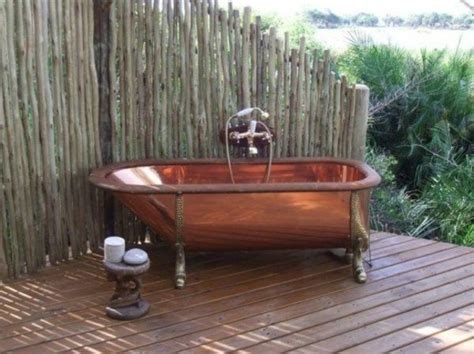 baignoire style retro les 25 meilleures id 233 es concernant baignoire de cuivre sur