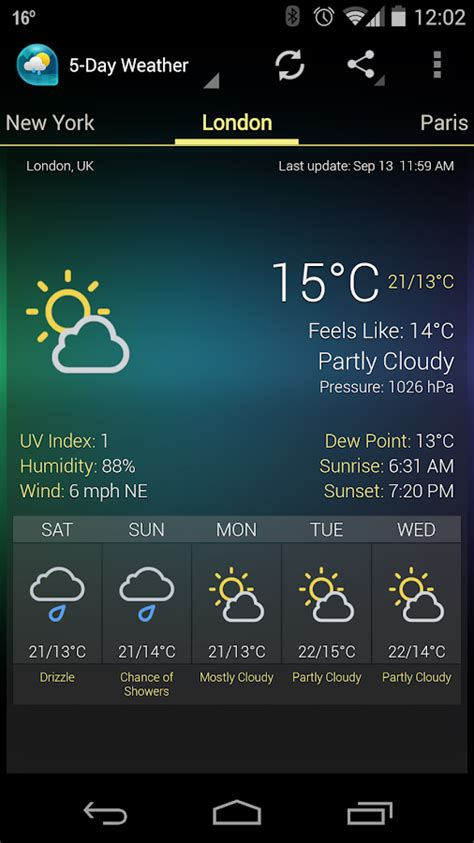 weather and clock widgets for android weather clock widget android android apps on play