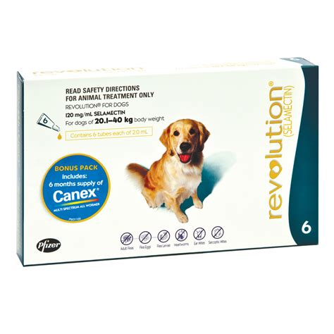 revolution puppy revolution bonus canex with a 6 pack country vet animal supplies