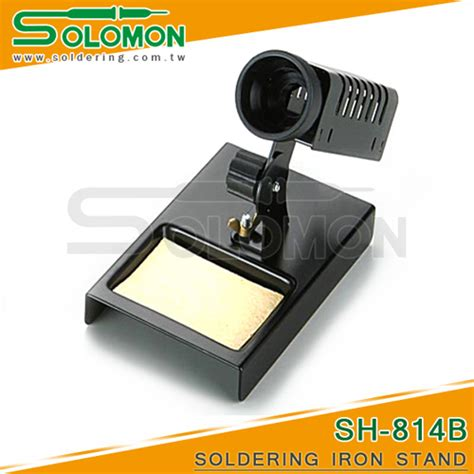 Stand Solder Cover Dekko Tempat Solder soldering iron stand sh 814b sorny roong industrial co ltd