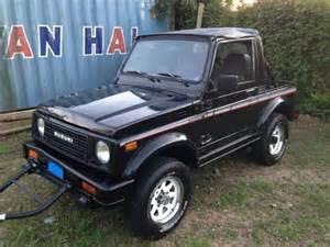 Suzuki Jx For Sale 1987 Suzuki Samurai Jx Low Original For Sale