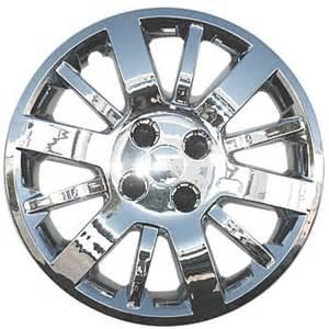 05 06 07 08 09 10 cobalt hubcaps bolt on chrome 15 inch