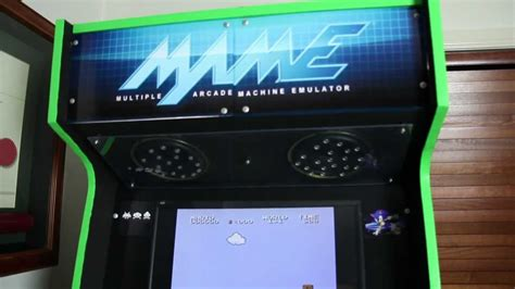 your own mame cabinet your own cool mame arcade machine doovi