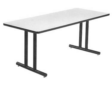 36 X 96 Conference Table Amtab T Leg Conference Table 36 Quot X 96 Quot Lt368d Conference Tables Worthington Direct