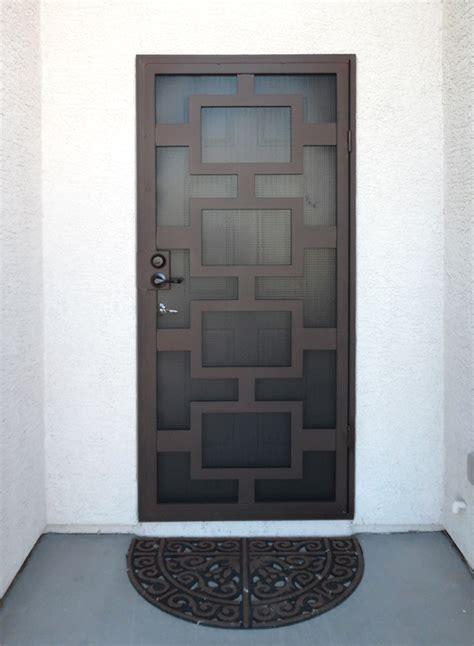 Home Decor Cheap Online by Security Doors Ornamental Iron Work Custom Iron Doors