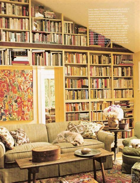 slanted ceiling bookshelves living with books pinterest
