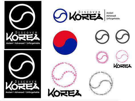 discover korea logo student project aaron