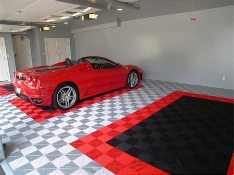 Garage Rubber by Rubber Garage Floor Tiles Rubber Garage Floor Tiles The