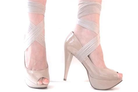 diy heel straps 1000 images about diy ankle straps on