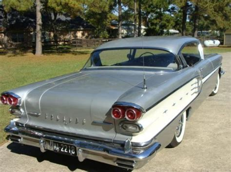 1958 Pontiac For Sale by 1958 Pontiac Chief Bring A Trailer