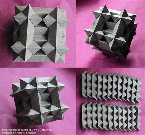 Origami Puzzle Box - the origami forum view topic origami puzzle challenge