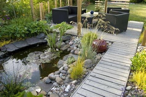Amenagement De Bassins De Jardin 2484 by Comment Am 233 Nager Et D 233 Corer Votre Bassin De Jardin
