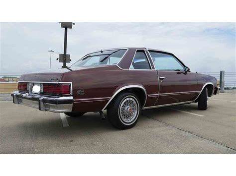 81 chevy malibu for sale 1981 chevrolet malibu for sale classiccars cc 1005342