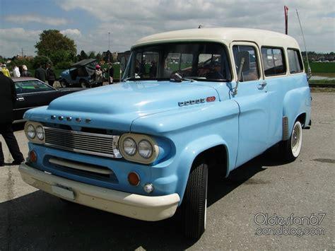 1961 dodge d100 dodge d100 town wagon 1961 1966 oldiesfan67 quot mon auto quot