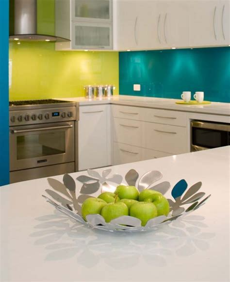 colorful kitchen design modern kitchen ideas with bright colorful design for beach